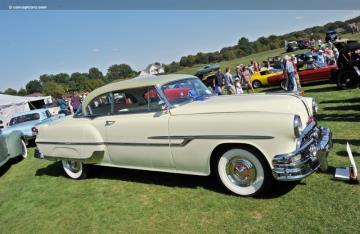 The 1953 Pontiac Custom Catalina