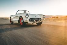 1957 Chevrolet Corvette Air Box Roadster