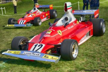 1975 Formula One Championship-Winning Ferrari Driven by Niki Lauda Heads to Pebble Beach Auctions