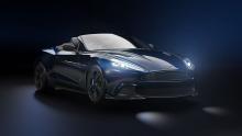 2017 Aston Martin Vanquish S Volante Tom Brady Signature Edition