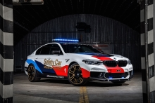 The New BMW M5 MOTOGP Safety Car