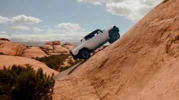 GMC HUMMER EV Levels Up in Off-road Testing on Legendary Moab Trails