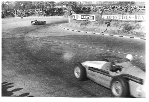 Harry Schell: 1954 Formula One Season