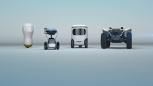 Honda To Introduce 3E Robotics Concept At CES 2018