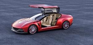 The Giugiaro-Designed Brivido is Unveiled at Geneva