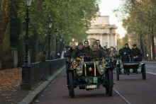 Veterans Complete Another Historic London To Brighton Run