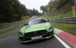 Mercedes-AMG GT R: Outstanding Nordschleife Lap Time For The 'Beast Of The Green Hell'