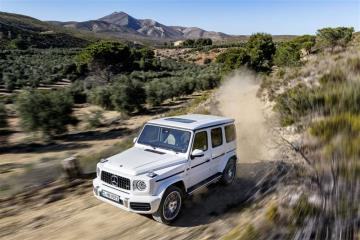 The New Mercedes-AMG G 63