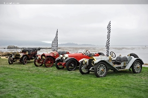 Pebble Beach Concours and Pebble Beach Tour d'Elegance