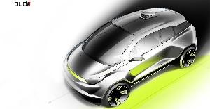 Rinspeed Exhibits 'Budii' At The 2015 Geneva Motor Show