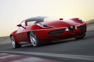 The Disco Volante Concept