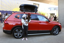 Volkswagen Tiguan Accessories Concept Shows Its Chops At Wags, Wheels And Waffles Charity Event