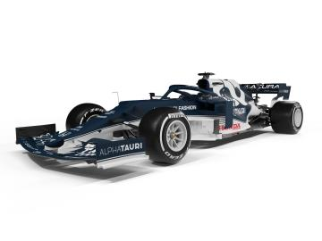 Acura Returns to Formula 1 Racing for the U.S. Grand Prix