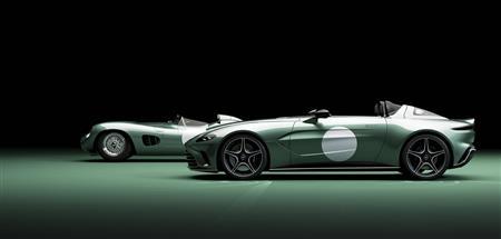 Optional bespoke specification revealed for limited edition Aston Martin V12 Speedster