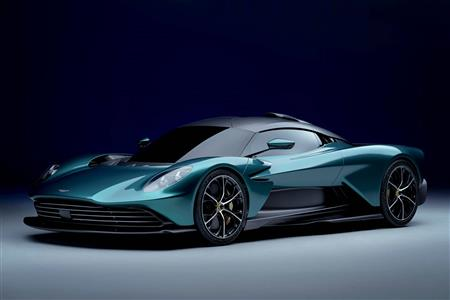 Valhalla: Sensational hybrid supercar defines the mastery of driving