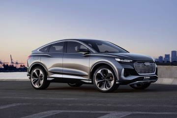 Shaping The Future Of The Compact Audi SUV