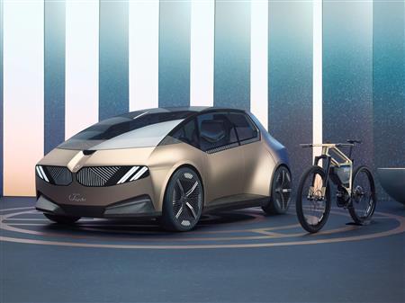 The BMW i Vision Circular