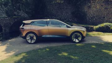 The BMW Vision iNEXT. Future Focused