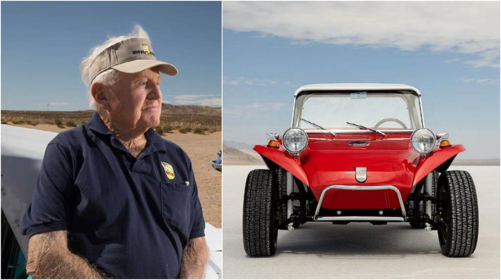 Remembering Bruce Meyers, creator of the Meyers Manx