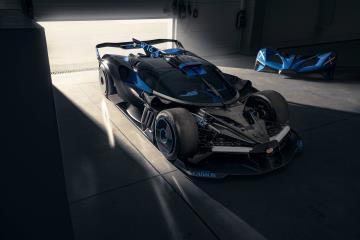 Bugatti Refines 3D Printing Perfection