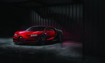 North American Premiere Of The New Bugatti Chiron Sport