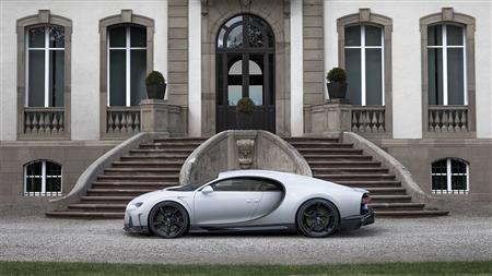 The Bugatti Chiron Super Sport – The Quintessence of Luxury and Speed