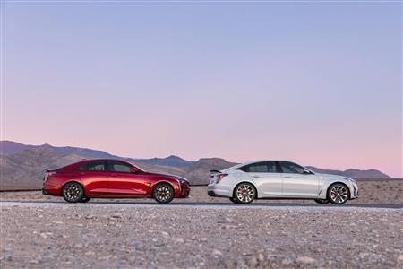First Production Cadillac V-Series Blackwing Sedans Raise $430,000 for Black Ambition