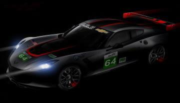 Corvette C7.R To Race In WEC In Shanghai