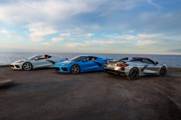 2021 Chevrolet Corvette Stingray Offers Carryover Pricing With Fresh Content