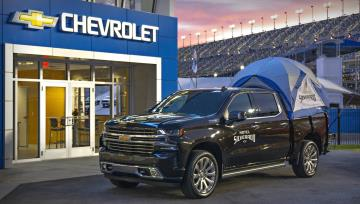 All-New Silverado Is Taking Over Daytona 500 Weekend