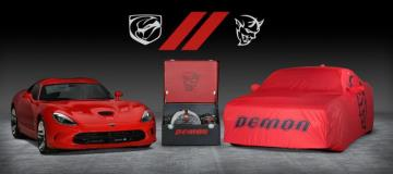 Barrett-Jackson To Auction Last 2018 Dodge Challenger SRT Demon And 2017 Dodge Viper