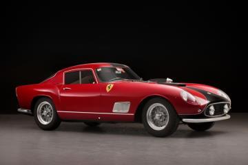 1957 250 GT 'tdf' Leads More Ferrari Magic To RM Sotheby's Monaco