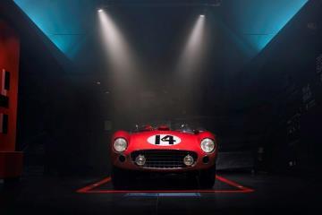 1956 Ferrari 290 MM Leads RM Sotheby's Los Angeles Auction
