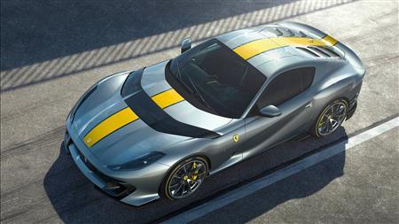 New Ferrari limited-edition V12: The countdown has begun