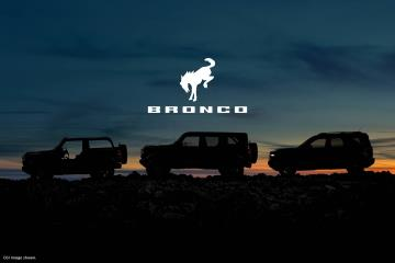 Ford Bronco Returns