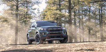 Ford Grows Rugged SUV Lineup with New Ford Explorer Timberline