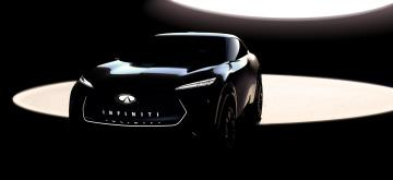 Infiniti Previews Future Fully-Electric Crossover, Showcases New EV Platform