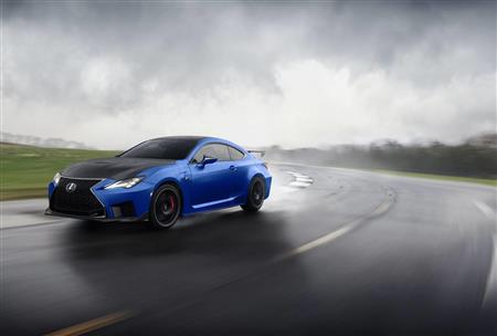 2022 RC F, RC F Fuji Speedway Edition: Unparalleled crafted performance