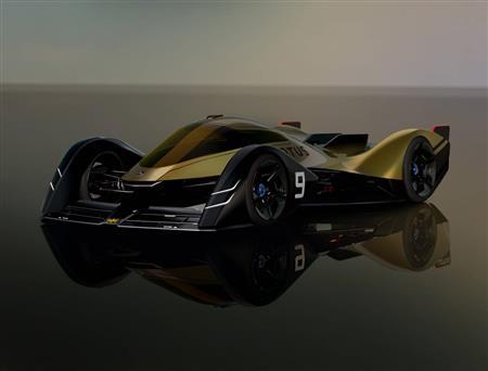 The Lotus E-R9: next-generation EV endurance racer