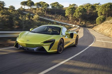 McLaren unveils all-new, next-generation High-Performance Hybrid supercar
