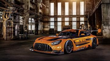 The new Mercedes-AMG GT3: Natural Born Leader