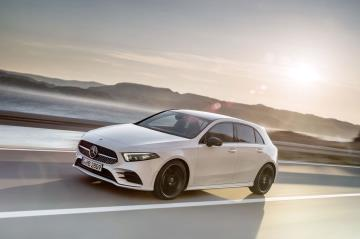 The Mercedes-Benz A-Class - The Benchmark In The Compact Class
