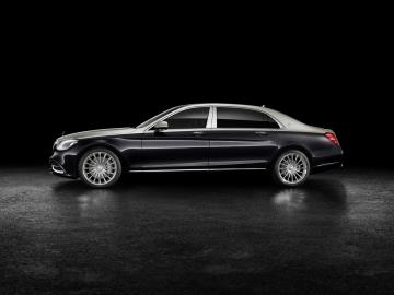 New Features For The Mercedes-Maybach S-Class