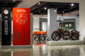 Petersen Automotive Museum Receives $5 Million Gift From Otis Booth Foundation