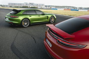 New Panamera GTS And Panamera GTS Sport Turismo Make World Premiere