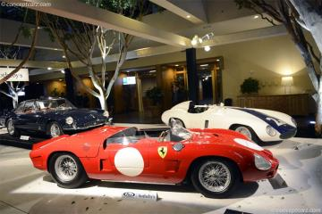 Pair Of Historic Competition Ferraris Highlight RM Sotheby's Three Night Monterey Auction