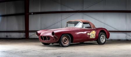 Iconic Ex-Briggs Cunningham Corvette Le Mans Headed to Amelia Island Auction