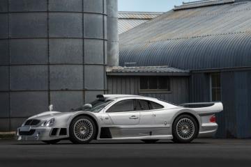 Race-Bred Rarity: RM Sotheby's Offers Mercedes-Benz AMG CLK GTR In Monterey