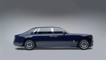 The Koa Phantom a rare commission of true luxury