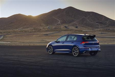 Designing the 2022 Volkswagen Golf R